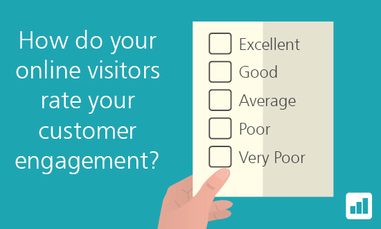 Customer engagement - how do you rate?