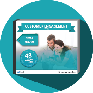 Customer Engagement Survey: Retail Results - 48 websites tested
