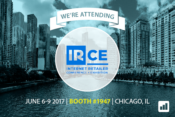 We're attending IRCE 2017! Come and see us on booth 147